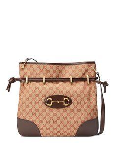 Gucci сумка на плечо 1955-го года с пряжкой Horsebit