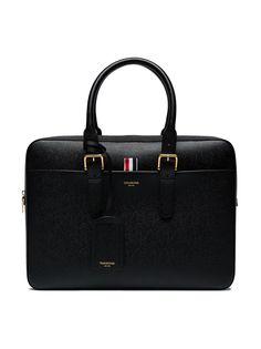 Thom Browne чемодан из зернистой кожи