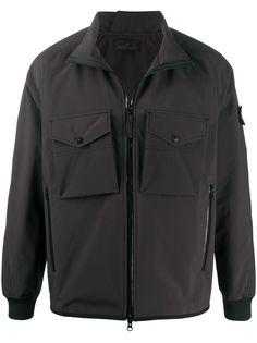 Stone Island куртка с накладными карманами