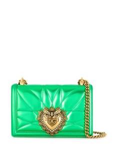 Dolce & Gabbana сумка на плечо Devotion среднего размера