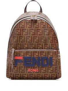 Fendi рюкзак FendiMania с логотипом