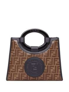 Fendi маленькая сумка-шопер Runaway