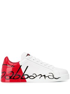 Dolce & Gabbana кеды Portofino