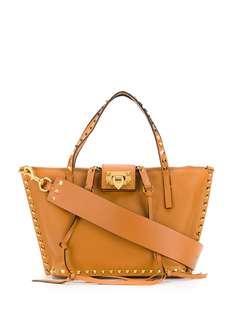 Valentino маленькая сумка-тоут Valentino Garavani Rockstud Hype