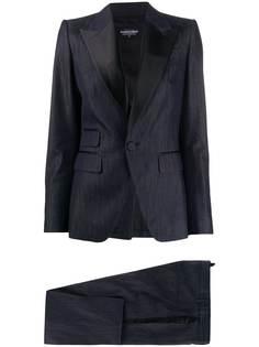 Dsquared2 костюм с контрастным воротником