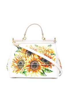 Dolce & Gabbana сумка Sicily с принтом