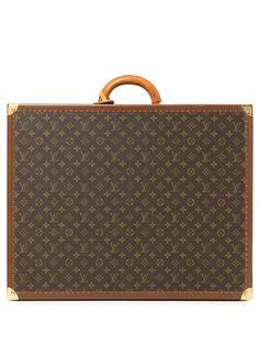 Louis Vuitton чемодан Alzer 65 с монограммой