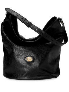 Gucci сумка на плечо с логотипом