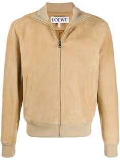 Loewe куртка-бомбер