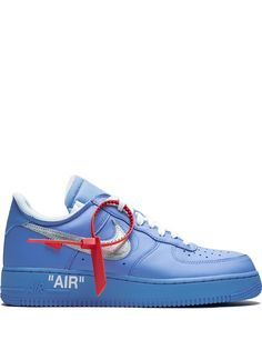 Nike X Off-White кроссовки Air Force 1 Low