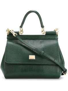 Dolce & Gabbana мини сумка-тоут Sicily