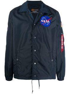 Alpha Industries водонепроницаемая куртка Nasa