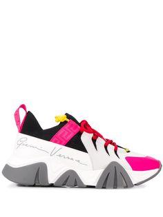 Versace кроссовки Squalo