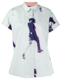 Paul Smith рубашка с принтом