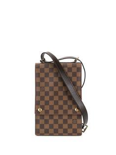 Louis Vuitton сумка на плечо Damier Ebene Portbello Travel 1998-го года
