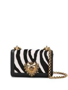 Dolce & Gabbana мини-сумка через плечо Devotion