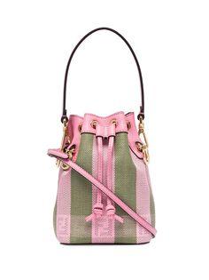 Fendi сумка-ведро Mon Tresor размера мини