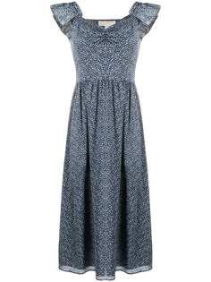 Michael Michael Kors платье с цветочным принтом