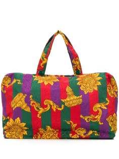 Christian Dior сумка в полоску