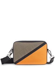 Fendi каркасная сумка на плечо