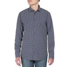 Рубашка TOMMY HILFIGER TT0TT06466 темно-синий