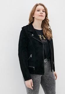 Куртка кожаная Zizzi