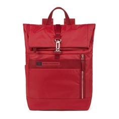 Рюкзак унисекс Piquadro Bios CA4451BIO/R красный нейлон