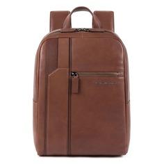 Рюкзак Piquadro Kobe CA4944S105/TM темно-коричневый натур.кожа