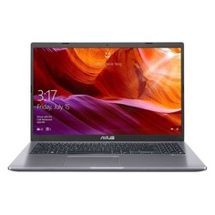 "Ноутбук ASUS VivoBook X509JA-EJ022T, 15.6"", Intel Core i3 1005G1 1.2ГГц, 8ГБ, 256ГБ SSD, Intel UHD Graphics , Windows 10, 90NB0QE2-M00220, серый"