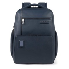 Рюкзак мужской Piquadro Acron CA5104AO/BLU синий натур.кожа