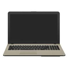 """Ноутбук ASUS VivoBook X540MB-GQ020, 15.6"""", Intel Pentium Silver N5000 1.1ГГц, 4Гб, 500Гб, nVidia GeForce Mx110 - 2048 Мб, Endless, 90NB0IQ1-M02250, черный"""