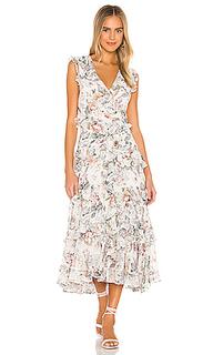 Платье миди nelly - Bardot