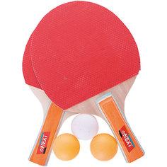 Набор для настольного тенниса Next, 5 предметов