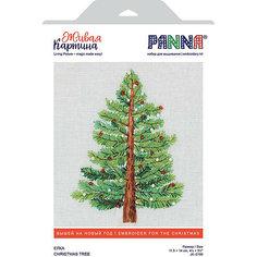 """Набор для вышивания Panna """"Живая картина: елка"""""""