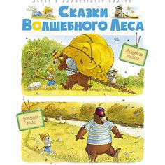 """Книга """"Сказки волшебного леса: Аварийная посадка. Пропавшая шляпа"""", Валько Махаон"""