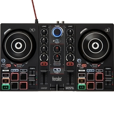Контроллер для DJ Hercules DJ Learning Kit