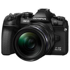 Фотоаппарат системный Olympus E-M1 Mark III 12-40mm PRO