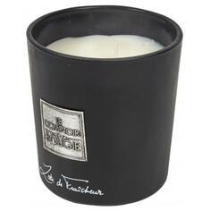 Свеча ароматизированная в стакане «Свежесть цедры»