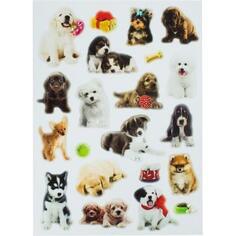 Наклейка «Любимые щенки» Декоретто L