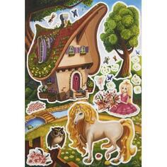 Наклейка «Мечта принцессы» Декоретто XL