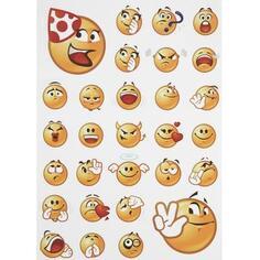 Наклейка «Такие разные эмоции» Декоретто L