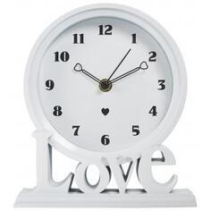 Часы настольные Love 21 см