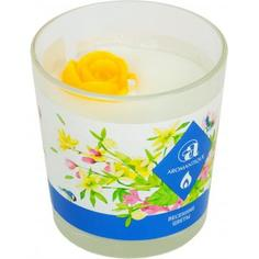 Свеча ароматизированная «Весенние цветы»
