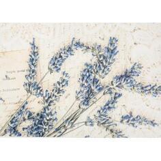 Картина на холсте «Веточки лаванды» 30х40 см