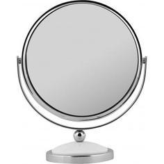 Зеркало косметическое настольное увеличительное 15 см TWO Dolfins