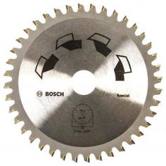 Диск пильный по дереву 130x20/16 мм Bosch Special 2609256884, 40 Т