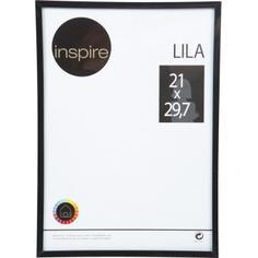Рамка Inspire Lila 21x29.7 см цвет чёрный