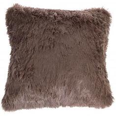 Подушка декоративная 40х40 см цвет коричненый Buenas Noches