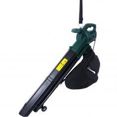 Пылесос-воздуходувка садовый электрический 2800 Вт