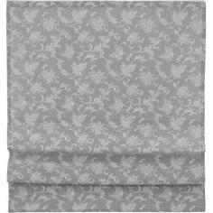Штора римская «Адажо», 60х160, цвет серый